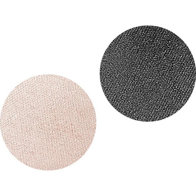 Тени для век компактные двухцветные DUETTO ELEGANTE 04