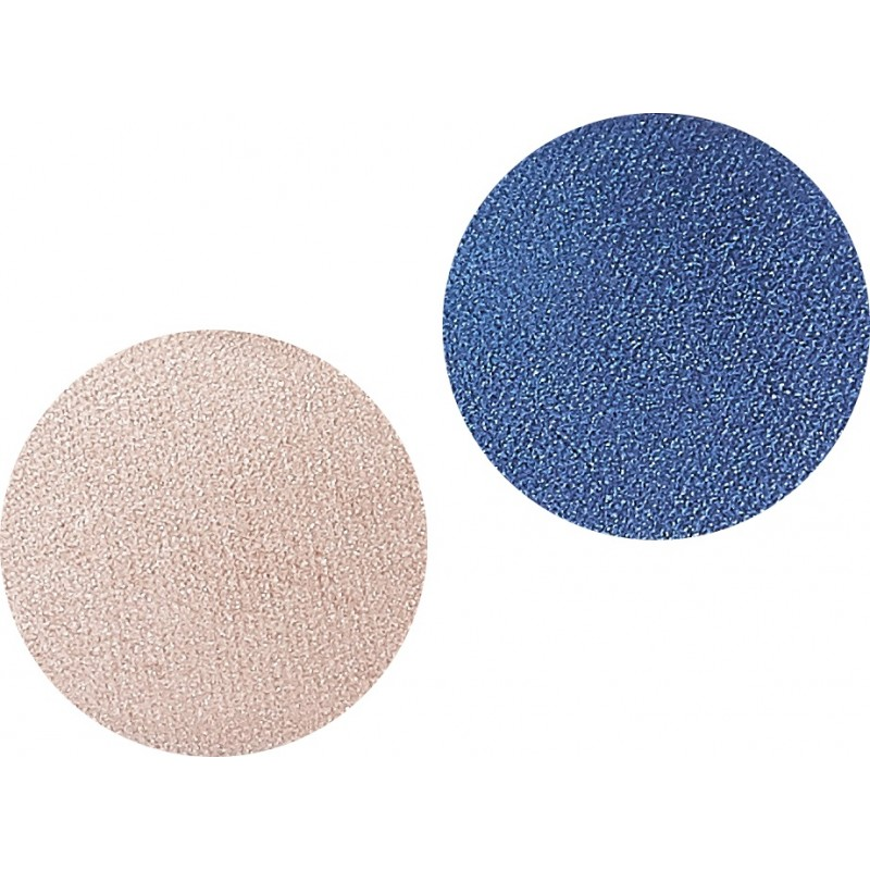 Тени для век компактные двухцветные DUETTO ELEGANTE 07