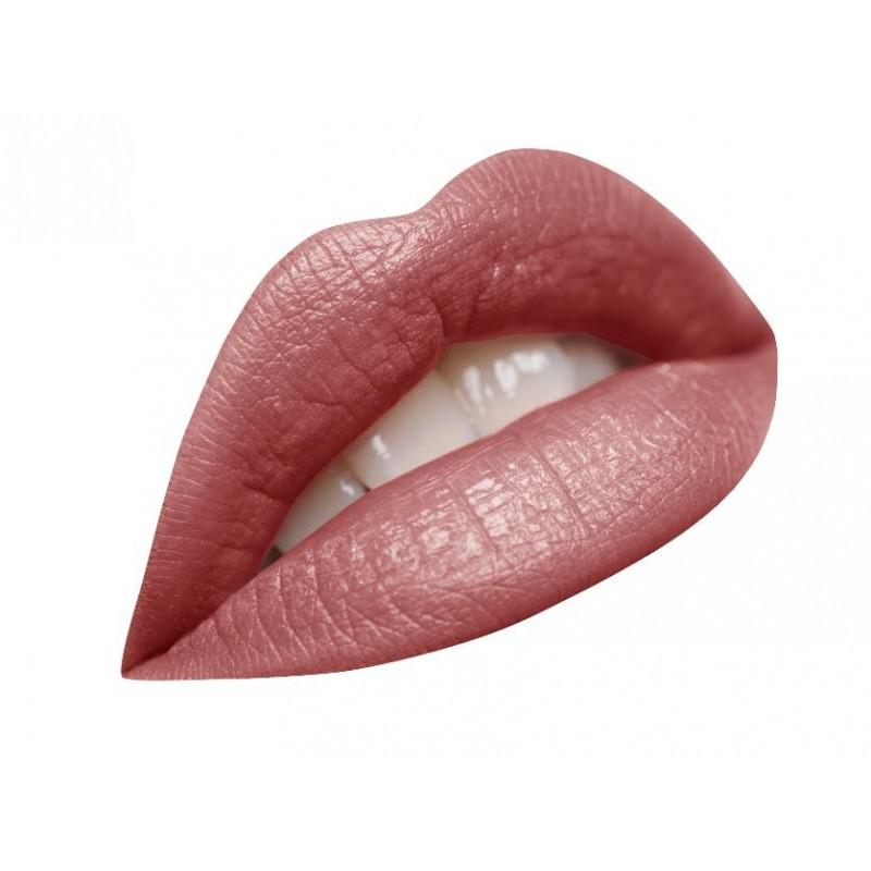 Питательная губная помада сияние натурального цвета SENTIMENTO PURO 206