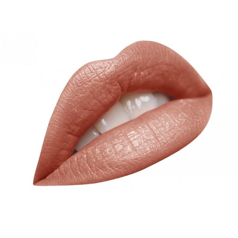 Питательная губная помада сияние натурального цвета SENTIMENTO PURO 208